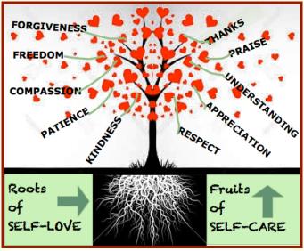 self-love tree