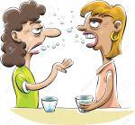 Drunk Gossip