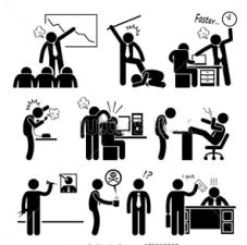 work abuse