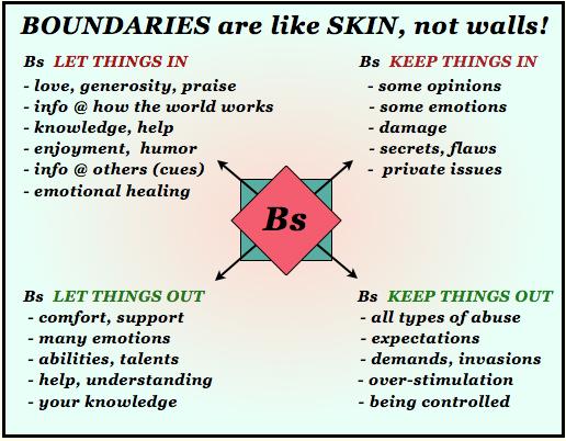 Bs as skin