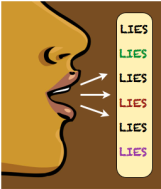 compulsive liar