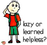 lazy or learned?