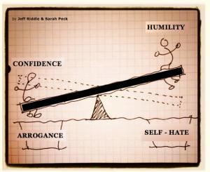 confidence balance