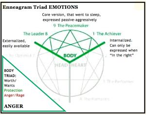 ANGER triad
