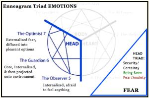 FEAR triad