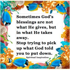 god says drop