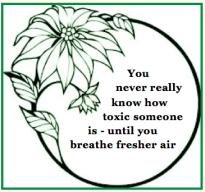 fresher air