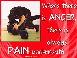anger/ pain