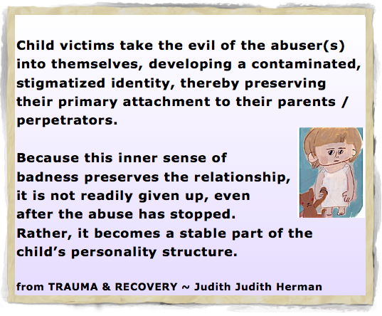 quote re abused child S-H
