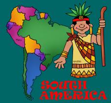 S.America man