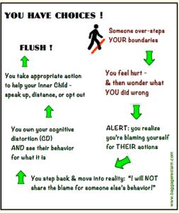 flush cycle
