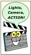 light camera ACTION