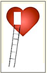ladder to heart
