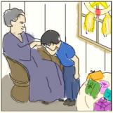 caretaker child