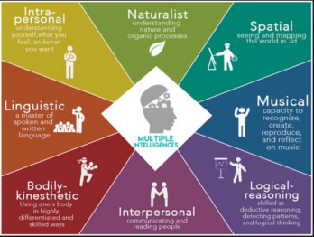 9 intelligences
