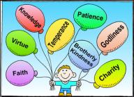 8 virtues