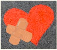 repaied heart