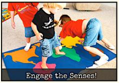 multi-sensory game
