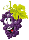 happy grapes