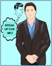 speak up for me